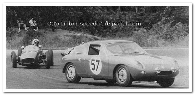 Abarth-Simca 1300 Bialbero 1963 Marlboro