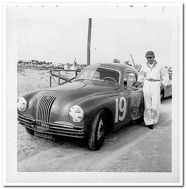 Otto Linton 1950 Fiat 1100s mm