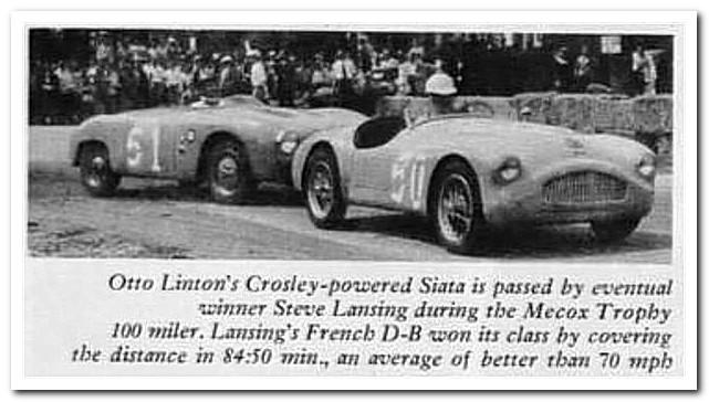 Otto Linton news from Brynfan Tyddyn 1952